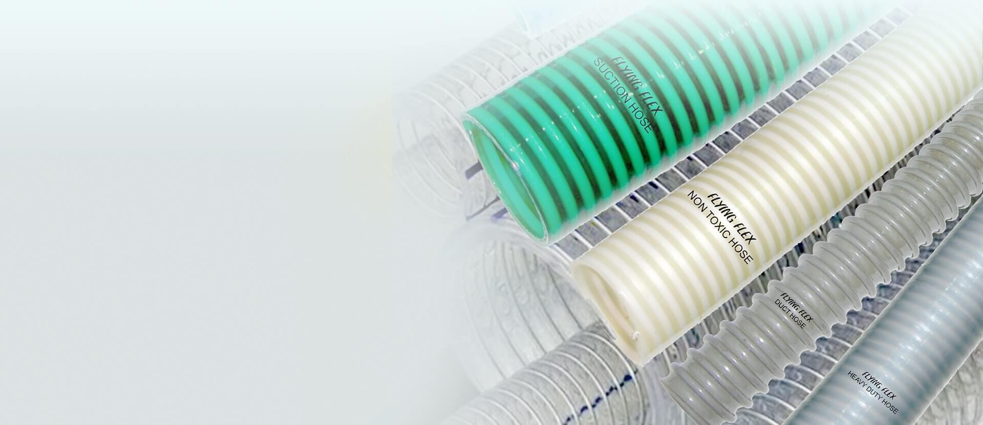 PVC Flexible Hose Pipes