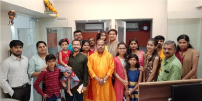 Diwali Pooja at Head Office